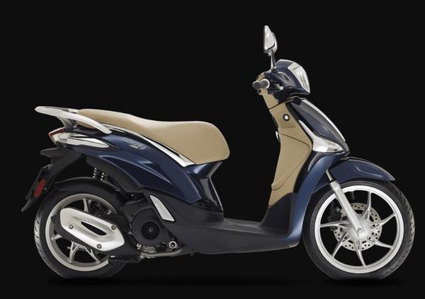 Piaggio Liberty 125 Catalogo E Listino Prezzi Moto It