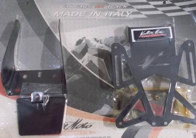 Kit portatarga PISTA Valter Moto per SpeedTriple Valter Moto Components - Annuncio 8171537
