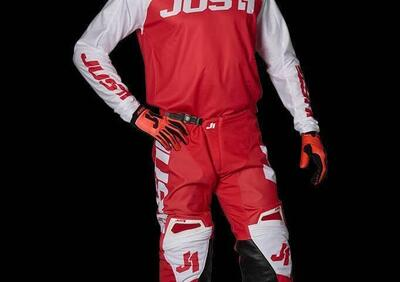 Completo Cross JUST1 J-Force Terra Red-White - Annuncio 8171842