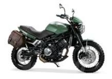 Moto Morini: Corsaro e Scrambler 2013