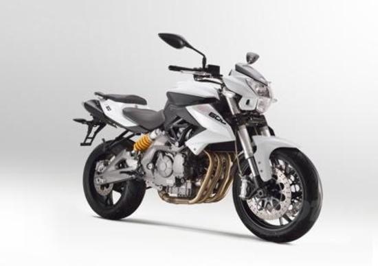 Nuove Benelli BN600 e UNO C 250 a EICMA 2012