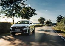 Audi Q8, arriva la versione plug-in hybrid