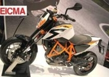 KTM 690 Duke R a EICMA 2012