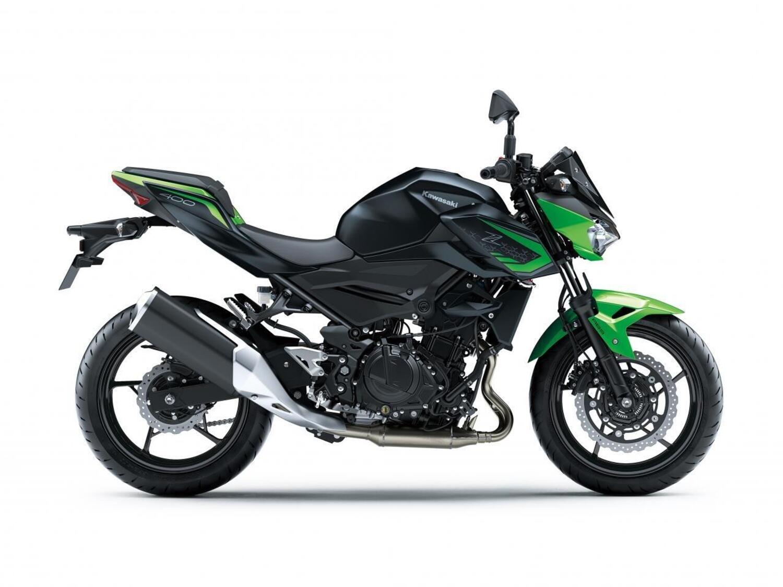 Kawasaki Z400 versione 2021