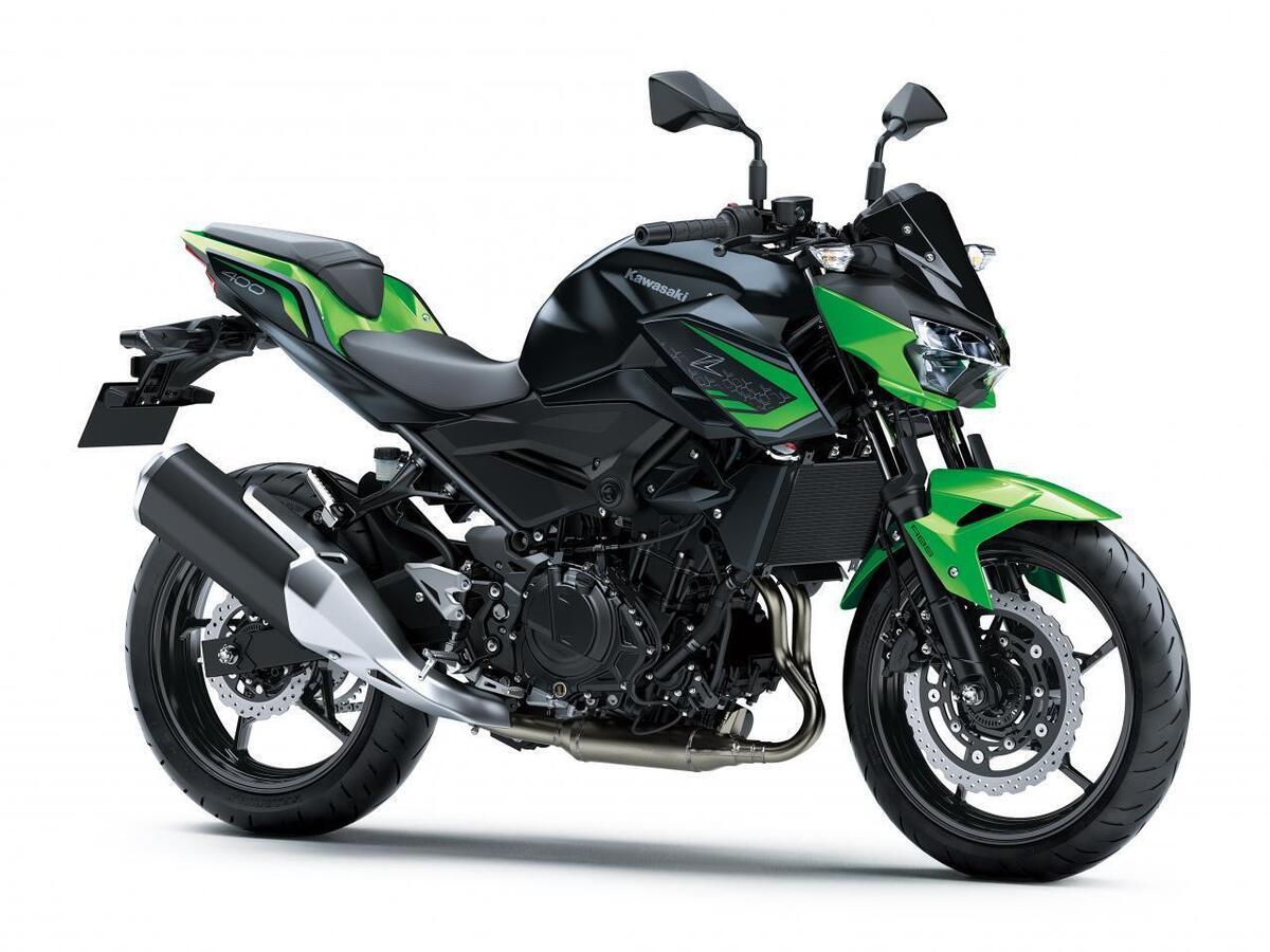 Moto Kawasaki Z 400 ABS - 2020 - R$ 27500.0