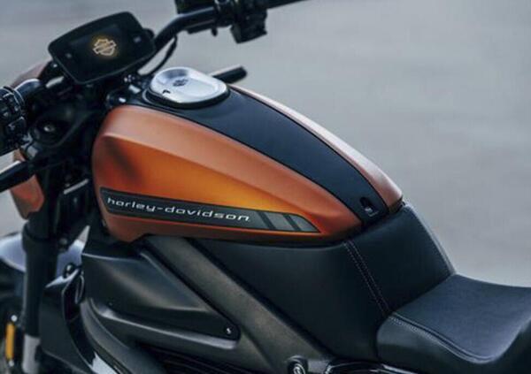 Harley-Davidson, richiamo per più di 1.000 LiveWire