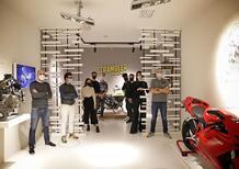 Lo Scrambler Contest Ducati vinto da sei studenti dello IAAD