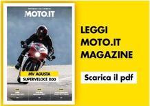 Magazine n° 444: scarica e leggi il meglio di Moto.it
