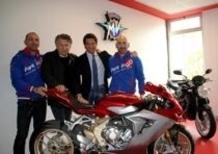 MV Agusta e ParkingGO nel mondiale Supersport