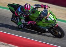 Ana Carrasco ancora con Kawasaki in 300SSP