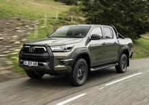 Toyota HILUX 2020   Restyling per il pickup ora con 204 CV e allestimento Invincible