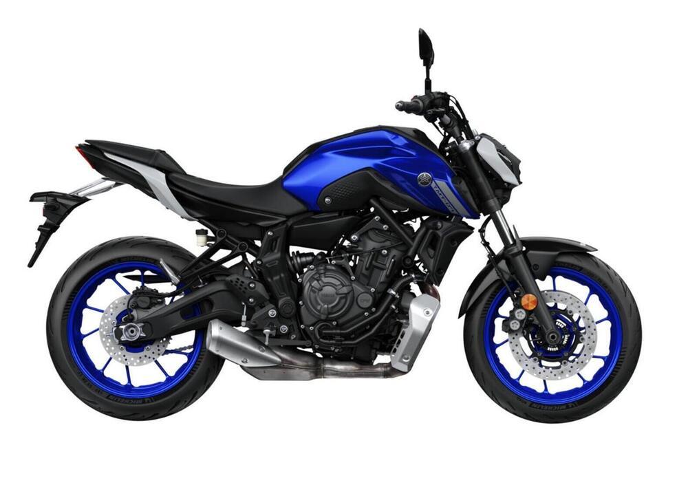 Moto Yamaha MT 07 - 2021 - R$ 41900.0
