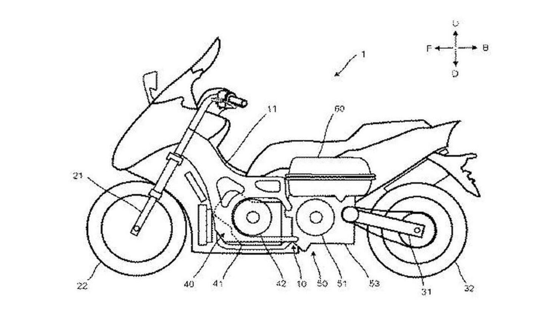 Yamaha sta lavorando a un T-Max ibrido?