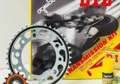 Kit trasmissione DID per Yamaha R6 99-02 374639000 - Annuncio 8194304