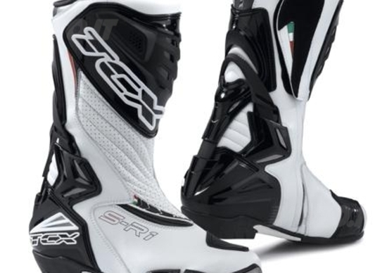Nuovo stivale racing TCX S-R1