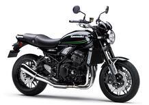 Kawasaki Z900RS, nuove colorazioni 2021