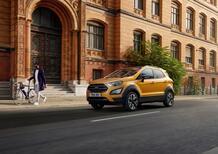Ford EcoSport, arriva la versione Active