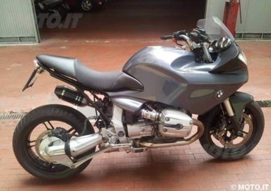 Le strane di Moto.it: BMW R1100S