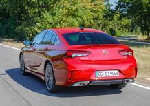 Nuova Insignia, Prova dell'ammiraglia Opel in restyling 2021 [da 3 cilindri a GSI]