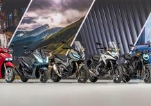Honda: le ultime sette novità che completano la gamma 2021