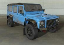 Land Rover concede a Bowler la licenza del Defender originale
