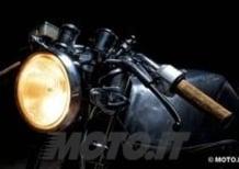 Le Strane di Moto.it: Honda CB400N Café Racer