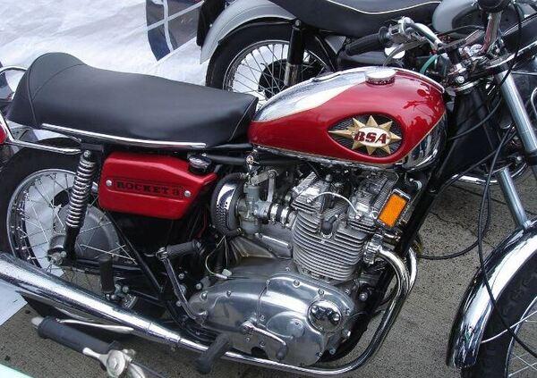 BSA. Inizia la produzione di moto elettriche