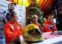 LS2 alla Dakar con Cyril Despres