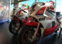Le Yamaha FZ 750 e OW-01 di Fabrizio Pirovano: Speciale YoungTimer da Valli Moto