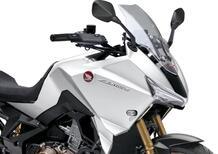 Honda, ipotesi CB1100X con il motore dell'Africa Twin