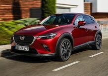 Mazda CX-3 2021   Da 23.150 euro, ora con Apple Carplay e Android Auto wireless