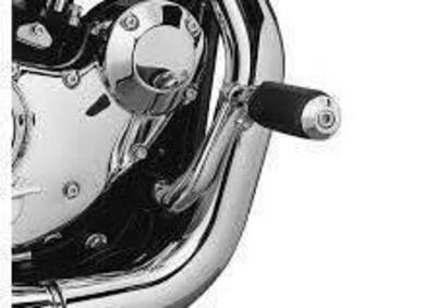 Kit pedaline da riposo per sportster 04up Harley-Davidson - Annuncio 8215478