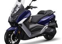SYM MAXSYM 400: tante le novità sul modello 2021