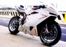 MV Agusta sceglie i nuovi pneumatici Pirelli Supercorsa SP per la F4 2013