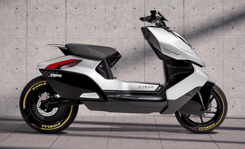 CFMoto lancia il marchio ZEEHO e lo scooter elettrico Cyber