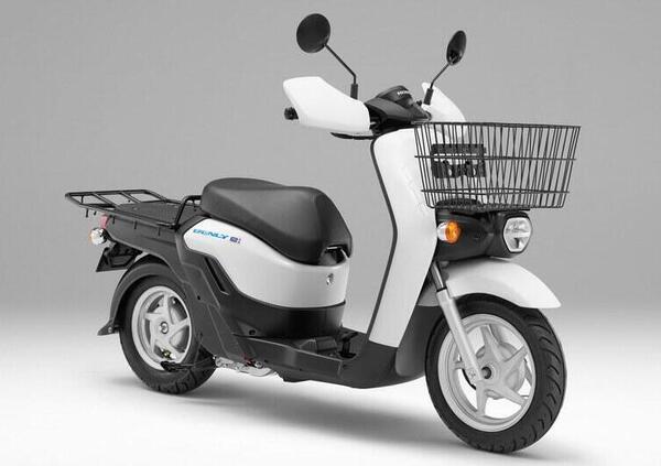 Honda Gyro e Gyro canopy, il futuro arriva su tre ruote