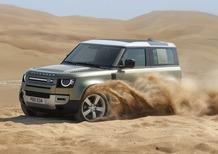 Land Rover Defender: diventa SUV o è ancora fuoristrada? [Video]