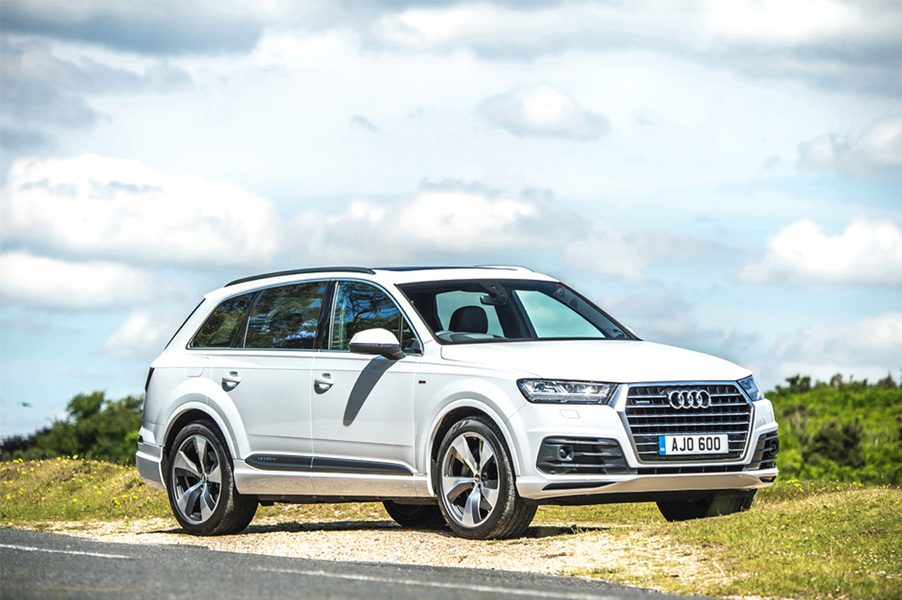 Audi Q7 (2016->>)