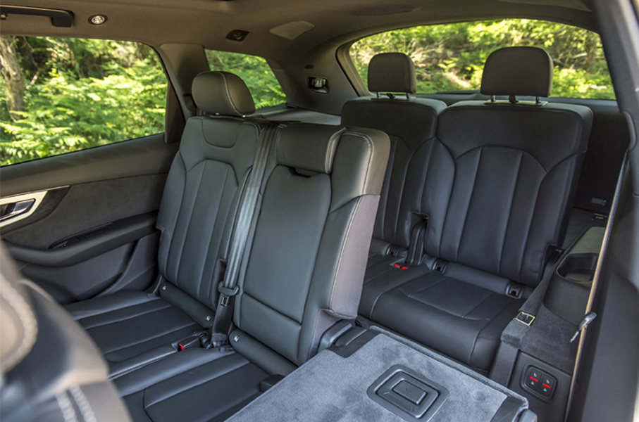 Audi Q7 e-tron 3.0 TDI quattro tiptronic Business Plus (5)