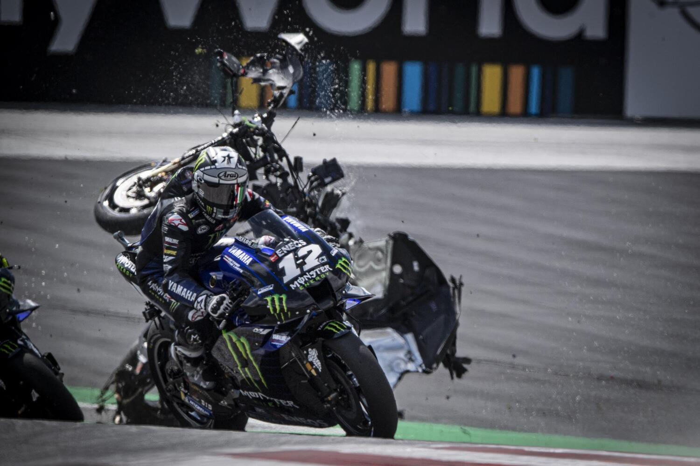 Gallery MotoGP. Le foto più belle del 2020