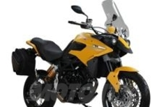 Moto Morini Granpasso 1200 Travel Yellow