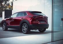 """La """"nuova"""" Mazda CX-30 per il 2021: incentivi per le ibride"""