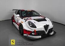 Gioiello italiano 355 CV pronto gara, Da Concessionario Ferrari USA: soli 148K per la Giulietta TCR