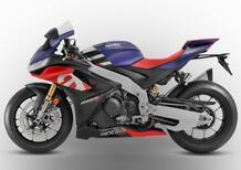 Aprilia RSV4 2021. Nuova aerodinamica e motore maggiorato