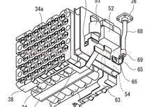 Kawasaki ibrida. Spunta il brevetto della batteria