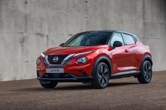 Cambiano i prezzi del SUV Nissan Juke, Ora parte da 21K ...
