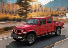 """Il nuovo """"mezzo brutale"""" che Jeep porta in Italia, Con listino da 67mila euro: Gladiator V6"""