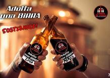 """Due iniziative per Ciapa la Moto: """"Adotta una birra"""" e """"Matti dalle gare"""""""