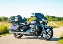 Harley-Davidson: aggiornamenti e novità per i modelli CVO 2021