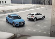 Audi Q3 e Q3 Sportback plug-in hybrid, si parte da 47.900 euro